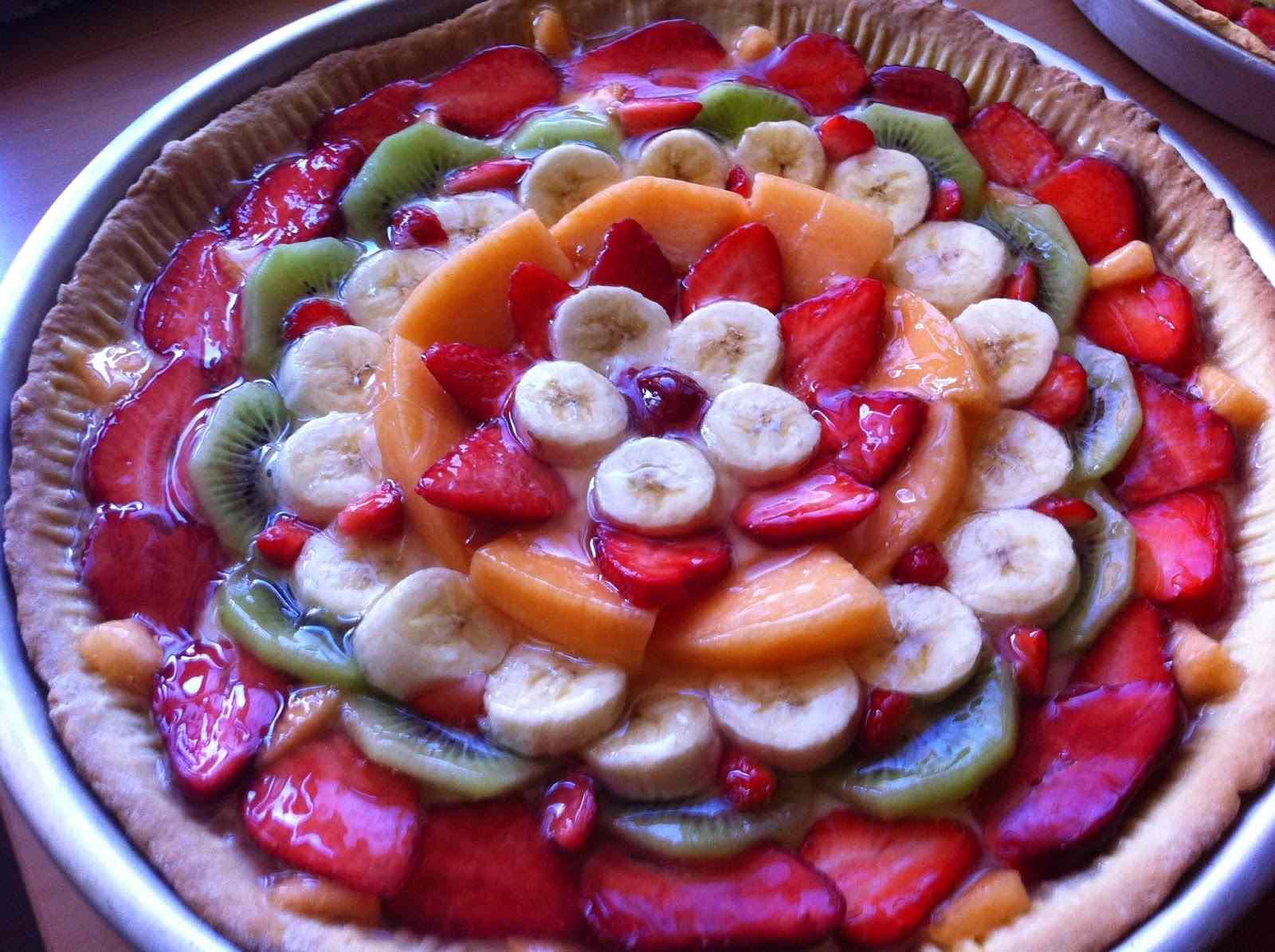 Ricetta: Crostata di frutta