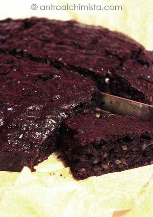 Ricetta: Torta di Riso Integrale al Cacao