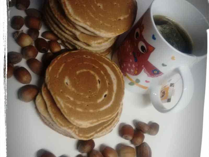 Ricetta: Pancake con latte di mandorla