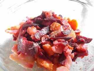 Ricetta: Tuberi in vinaigrette