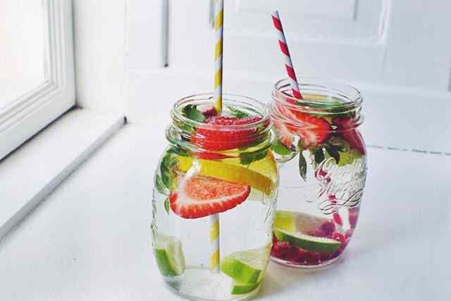Ricetta: Le acque aromatizzate