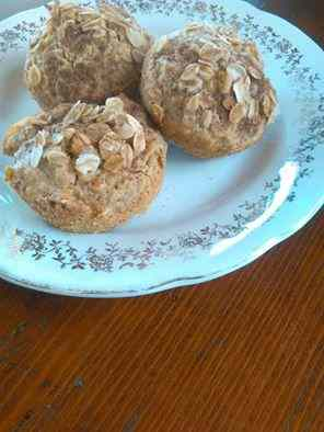 Ricetta: Muffin vegani con mela e cannella