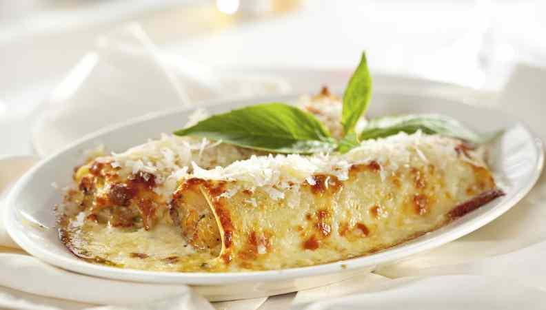 Ricetta: Cannelloni cernia e gamberi, il piatto della domenica