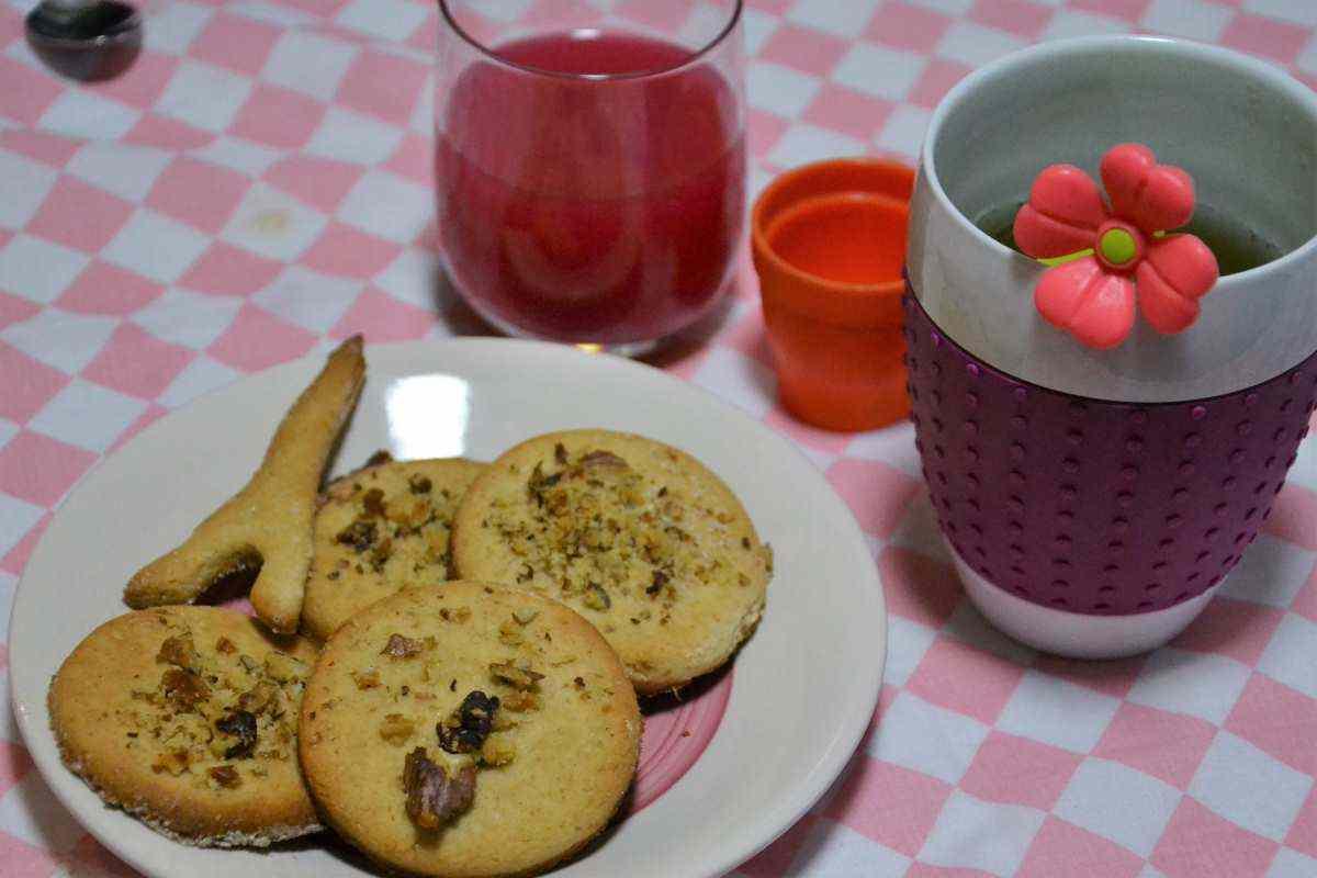 Ricetta: Biscotti miele e yogurt