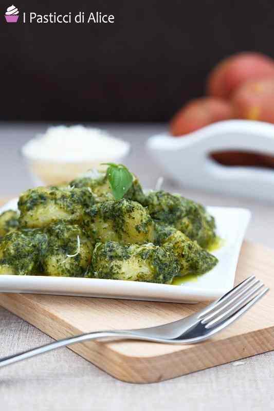 Ricetta: Gnocchi di Patate al Pesto