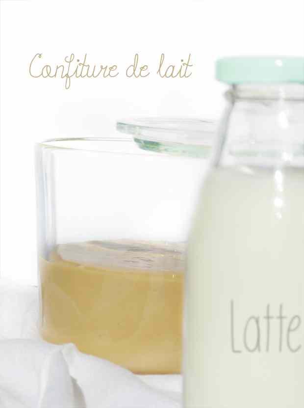 Ricetta: Confiture de lait