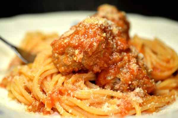 Ricetta: Gli spaghetti di Lilli e il Vagabondo