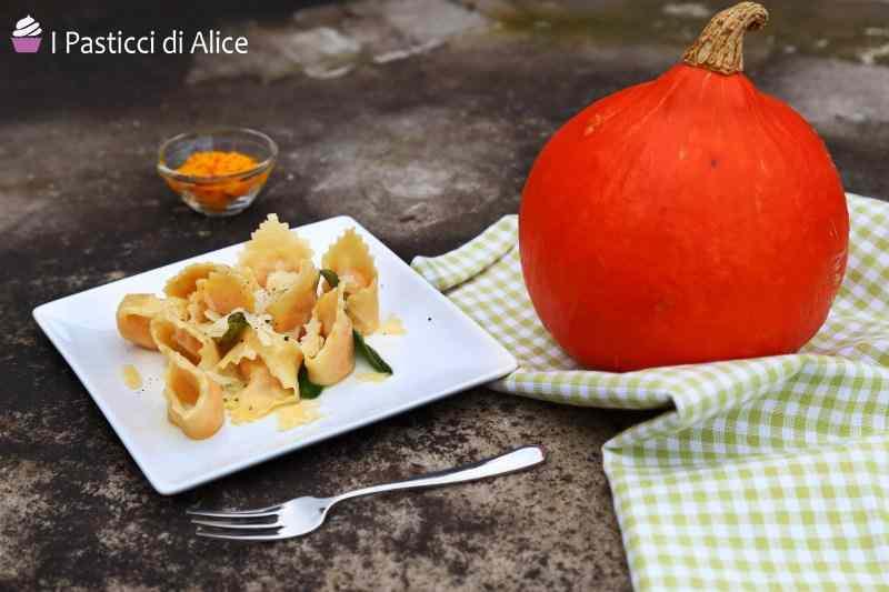 Ricetta: Tortelli di Zucca