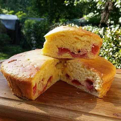 Ricetta: Torta soffice alle fragole