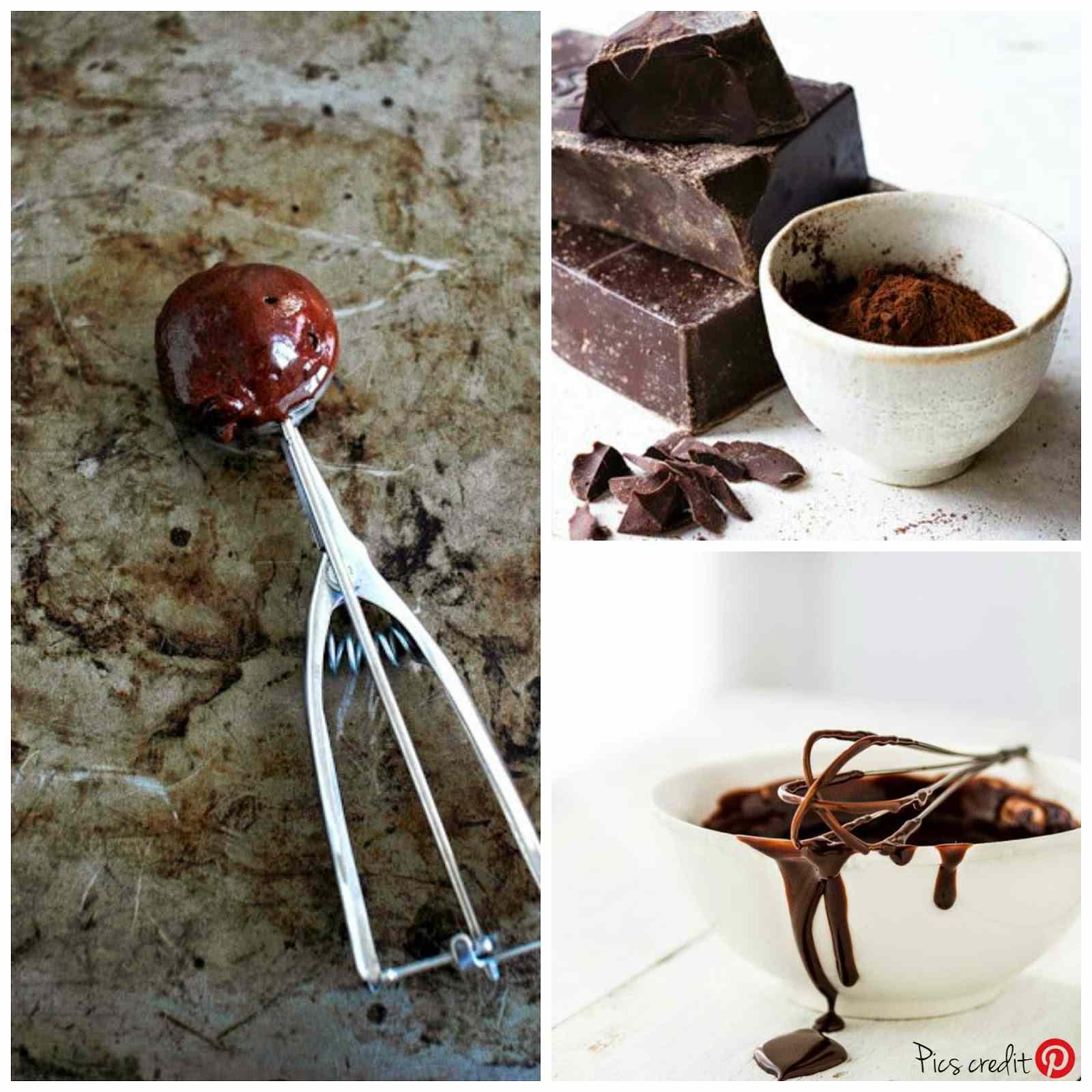 Ricetta: Sorbetto al cioccolato / chocolate sorbet