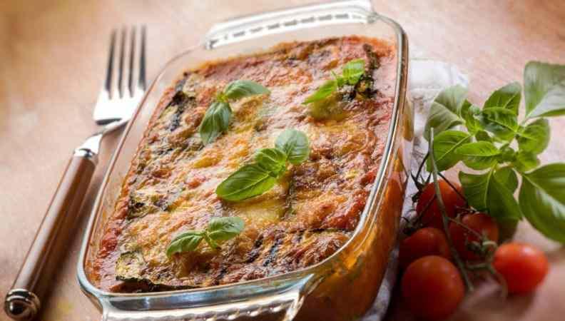 Ricetta: Parmigiana di zucchine: anche se sei in gravidanza!