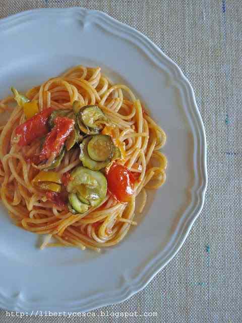 Ricetta: Spaghetti time