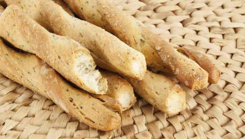 Ricetta: Grissini al rosmarino con farina di miglio, senza glutine!