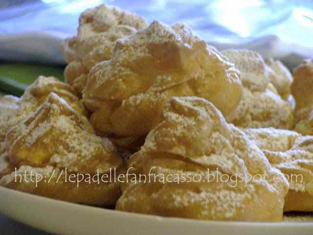 Ricetta: La pasta choux, un bigne con la crema e il primo regalo di natale
