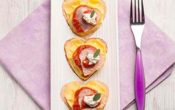 Ricetta: Ravioli di carne con friarelli e pecorino: l\'amore... con gusto!