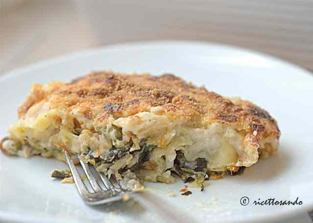 Ricetta: Lasagne vegetariane