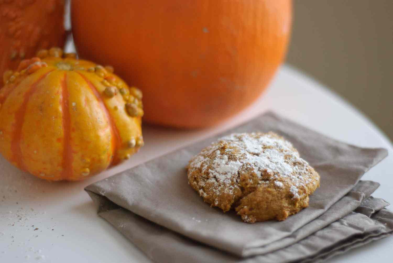 Ricetta: Pumpkin cookies / biscotti di zucca