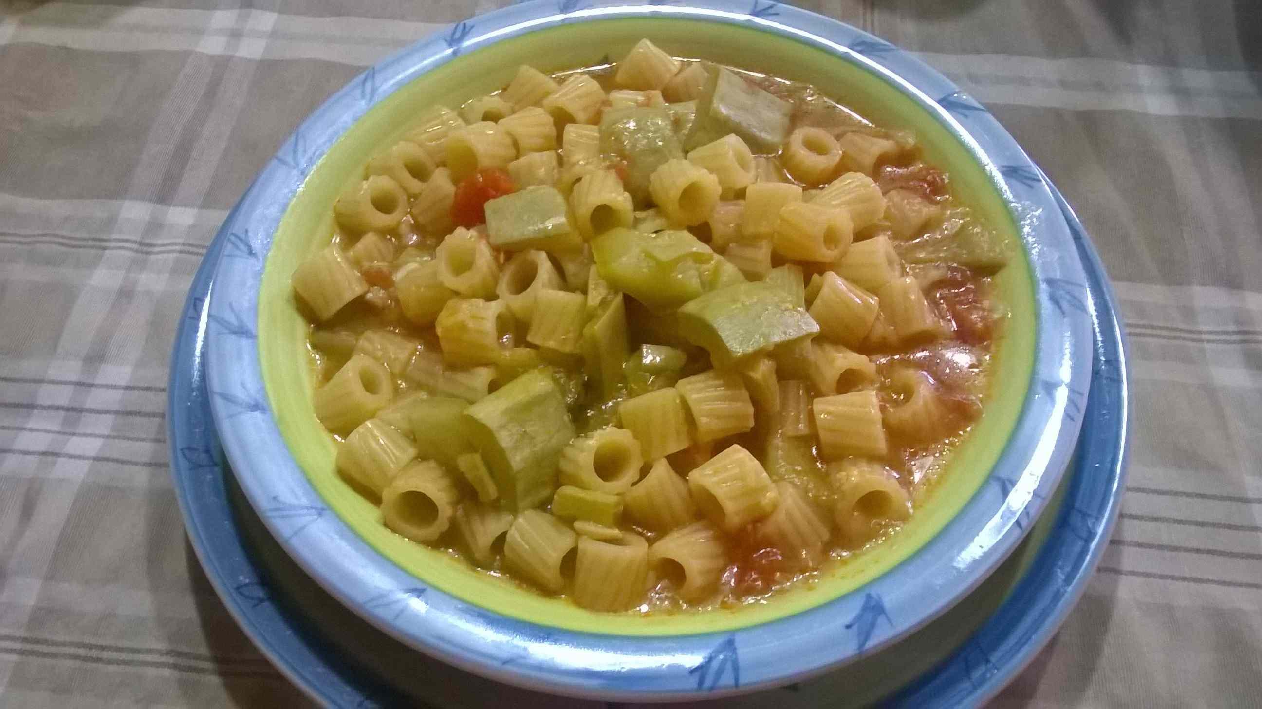 Ricetta: Minestra di zucchine