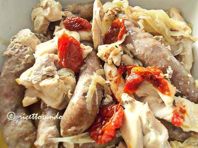 Ricetta: Straccetti golosi light di pollo al cartoccio e quinoa