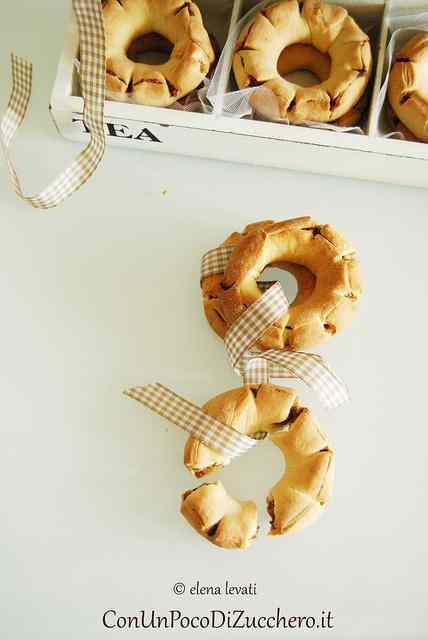 Biscotti siciliani ai fichi: i miei Cuddureddi Fico