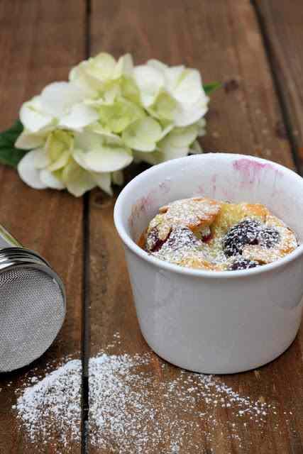 Ricetta: Clafoutis alle ciliegie