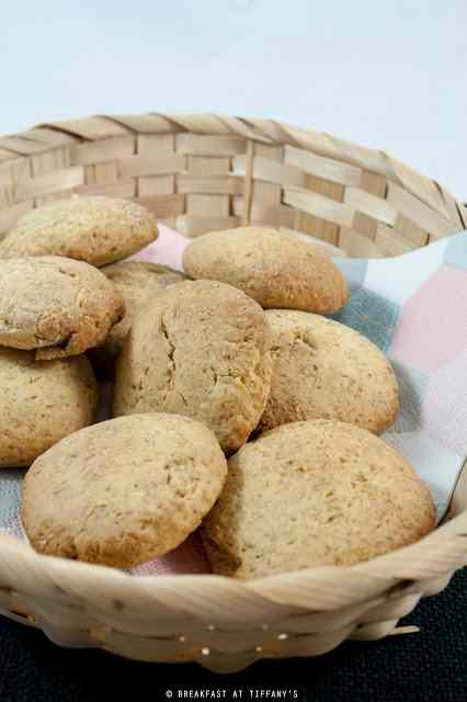 Ricetta: Biscotti integrali al miele senza burro