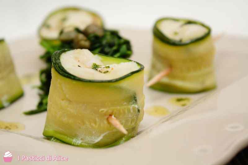 Ricetta: Bocconcini di nasello e zucchina