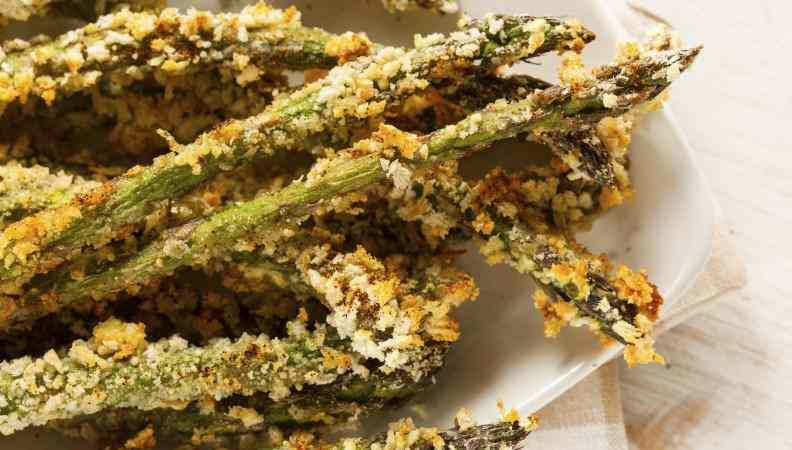 Ricetta: Asparagi impanati