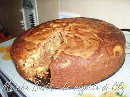 Ricetta: Cake due gusti