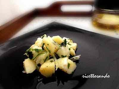 Ricetta: Insalata di patate