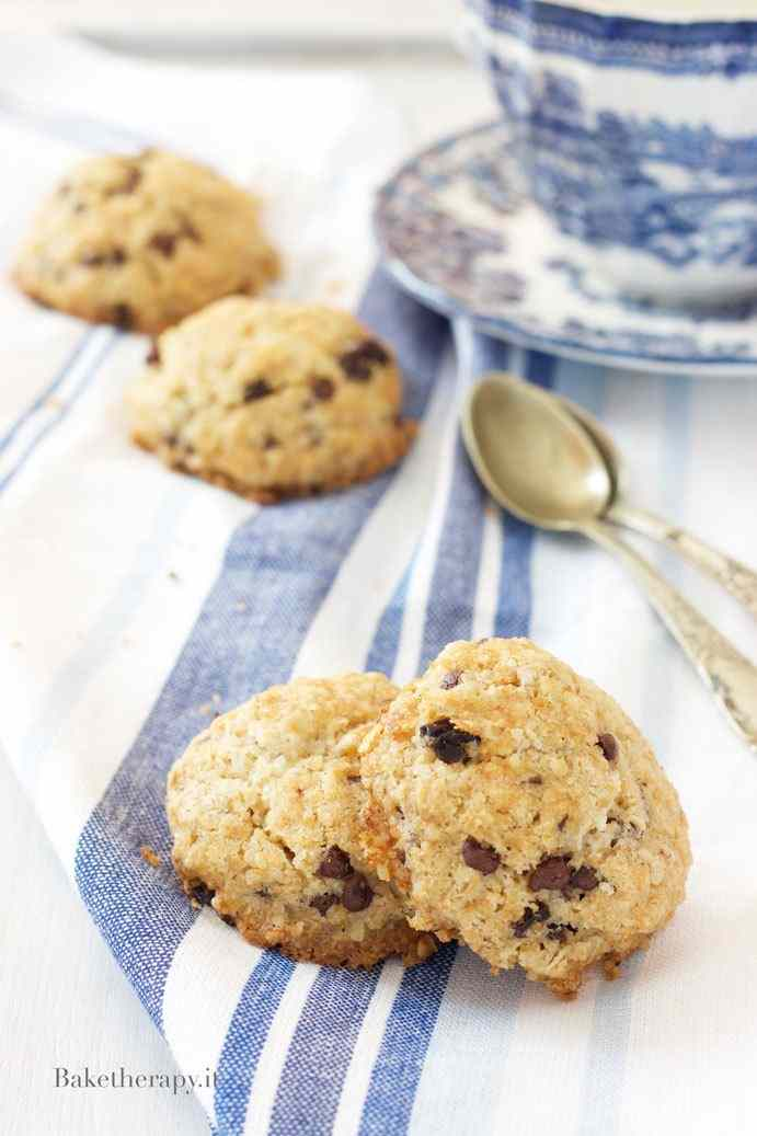 Ricetta: Biscotti con avena e uvetta