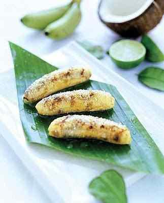 Ricetta: Banane al cocco
