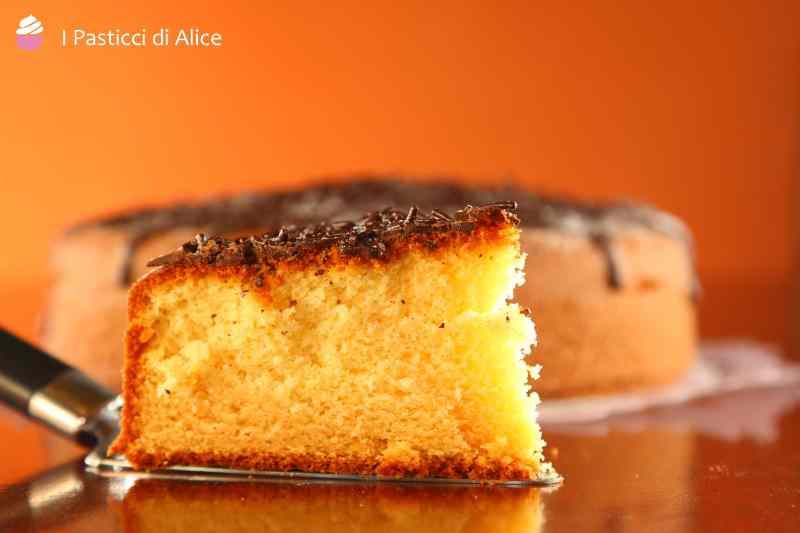 Ricetta: Hot milk cake