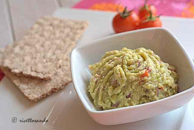 Ricetta: Guacamole