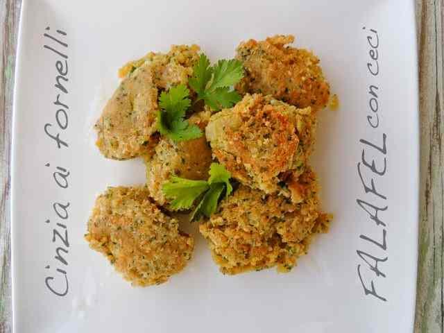 Falafel di ceci, ricetta facile e veloce