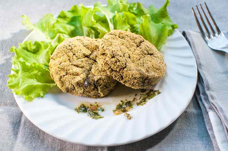 Ricetta: Burger di spinaci