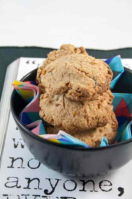 Ricetta: Biscotti al burro di arachidi senza uova