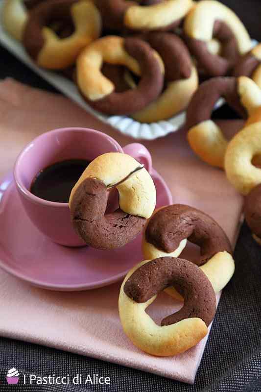 Ricetta: Biscotti simil Abbracci
