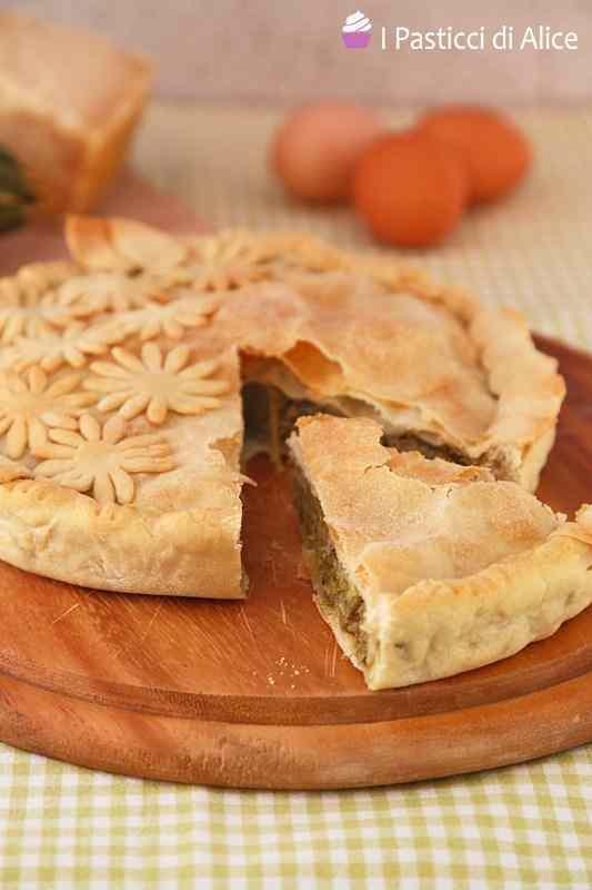 Ricetta: Torta Salata di Carciofi