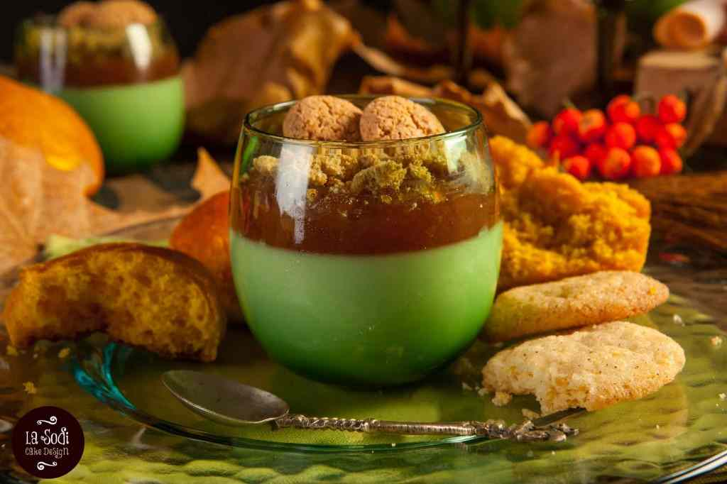 Confettura di zucca con panna cotta alla vaniglia: il dolce al cucchiaio da leccarsi i baffi!