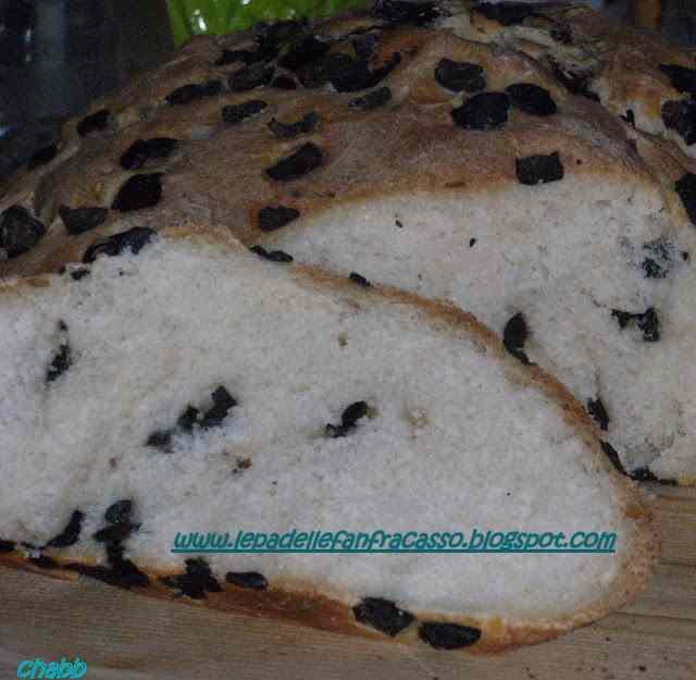 Ricetta: Il pane alle olive