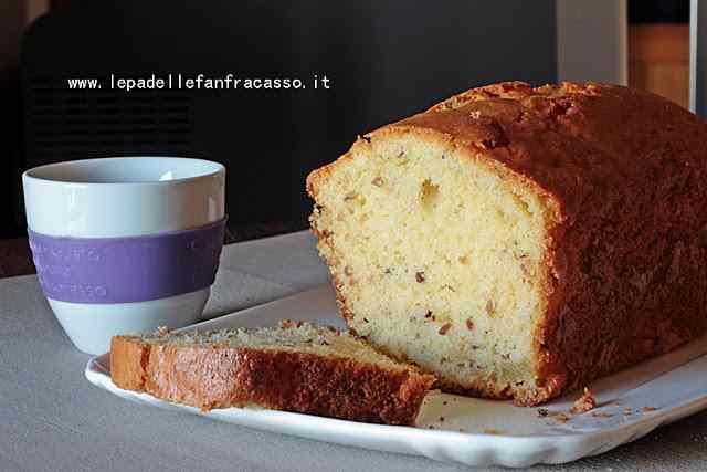Ricetta: Cake alle mele profumato alla malvasia nel fornetto estense