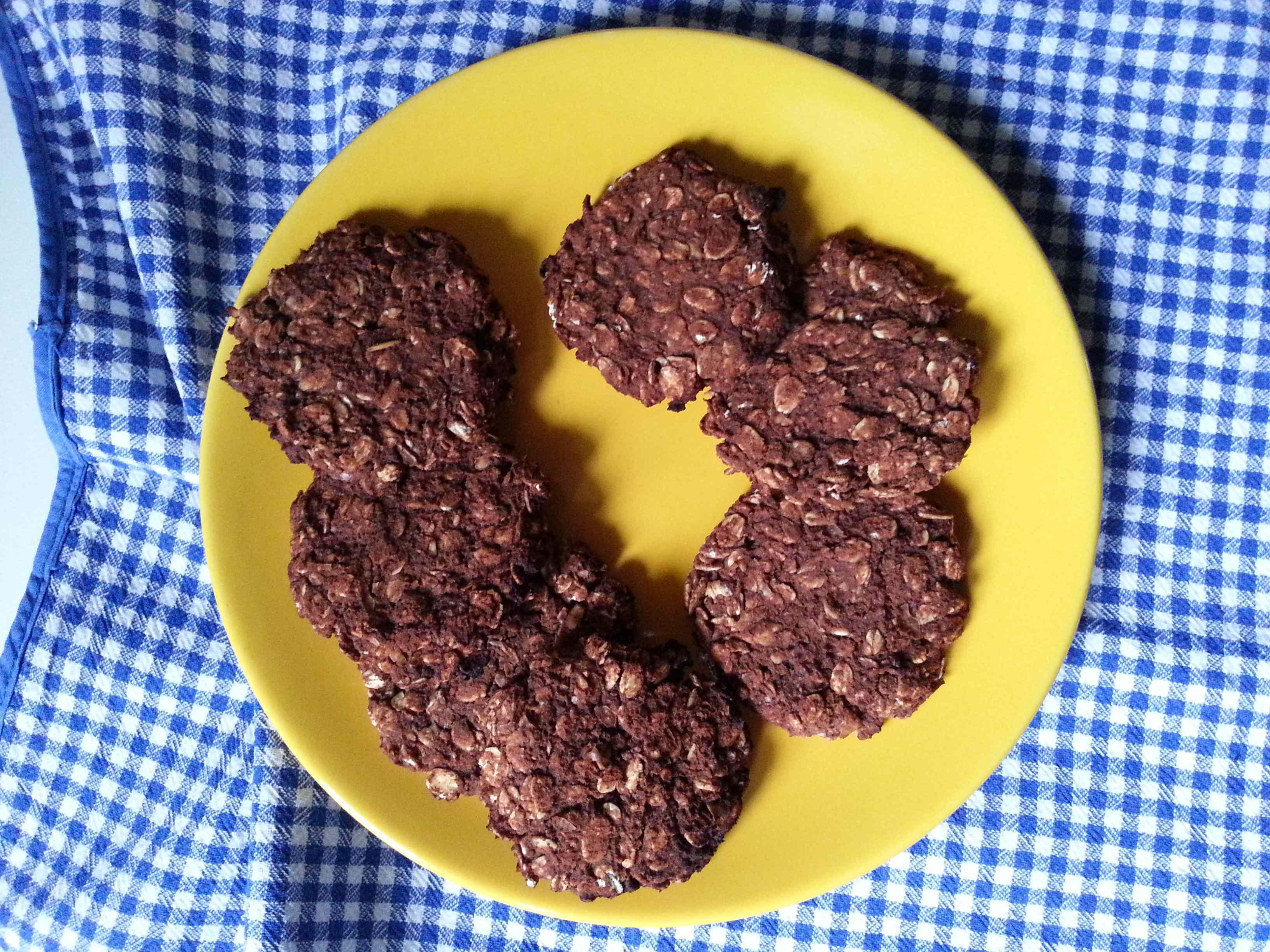 Ricetta: Grancereale senza farina vegan e light