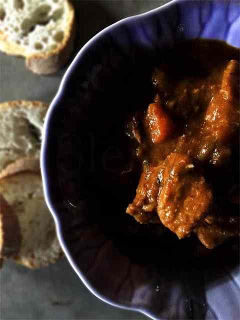 Speziatino - spezzatino misto al vermouth