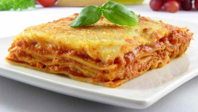 Ricetta: Lasagne al forno, il piatto delle feste per eccellenza