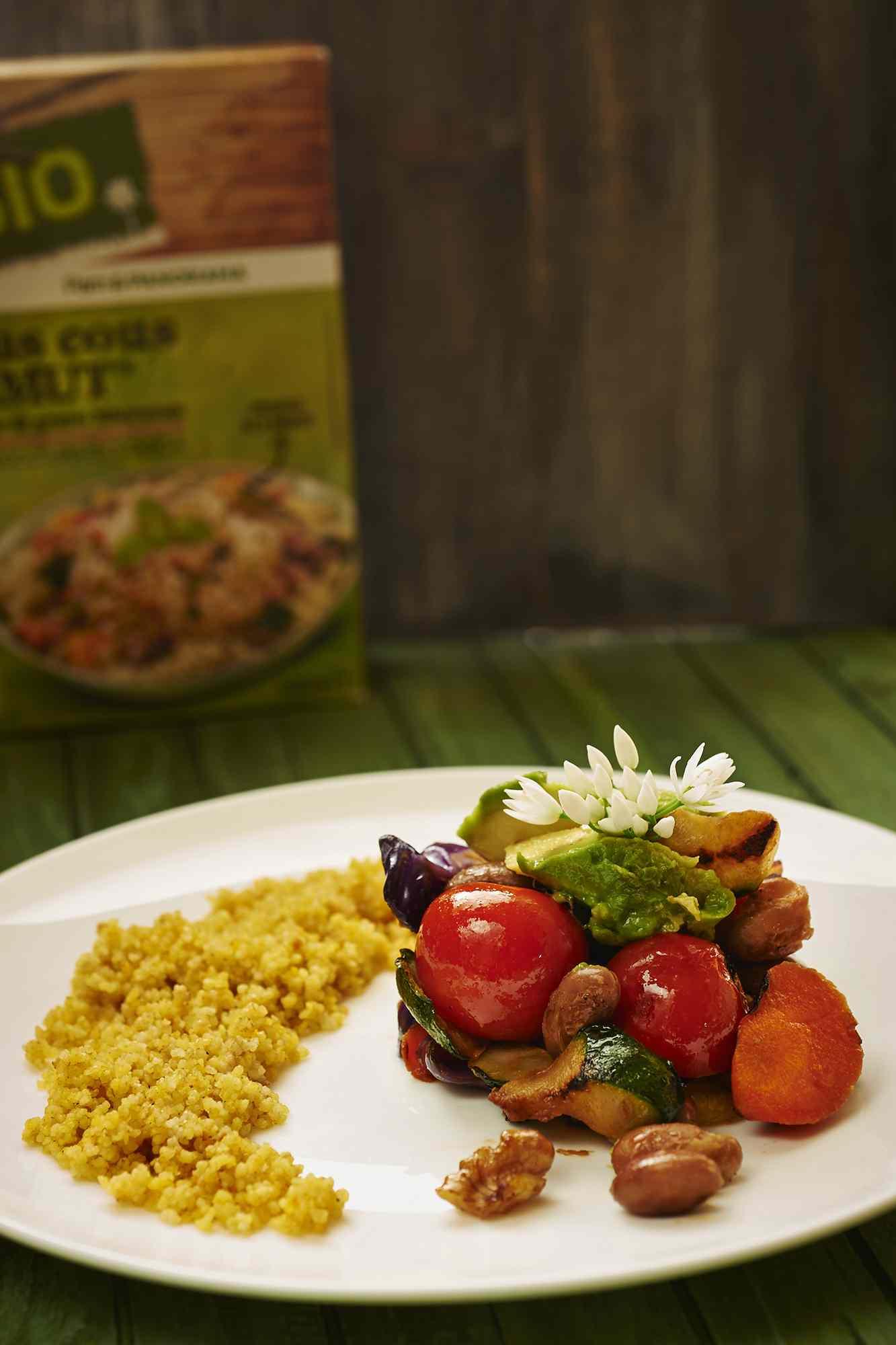 Ricetta: Couscous di kamut