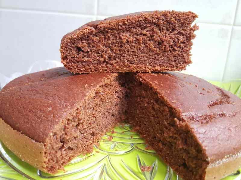 Ricetta: Torta leggerissima al cacao