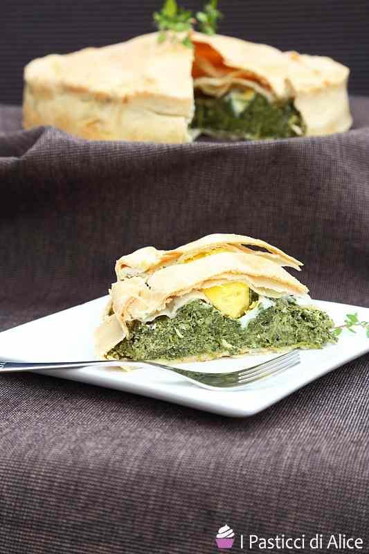 Ricetta: Torta Pasqualina