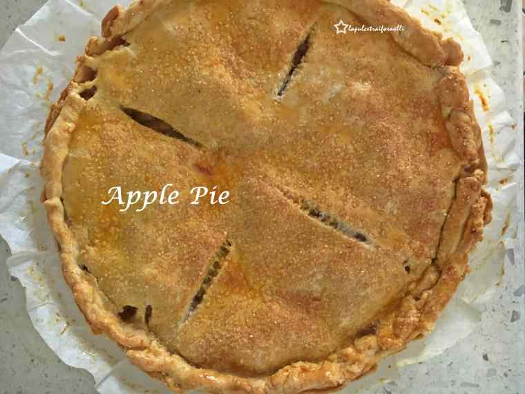La ricetta dell\'apple pie