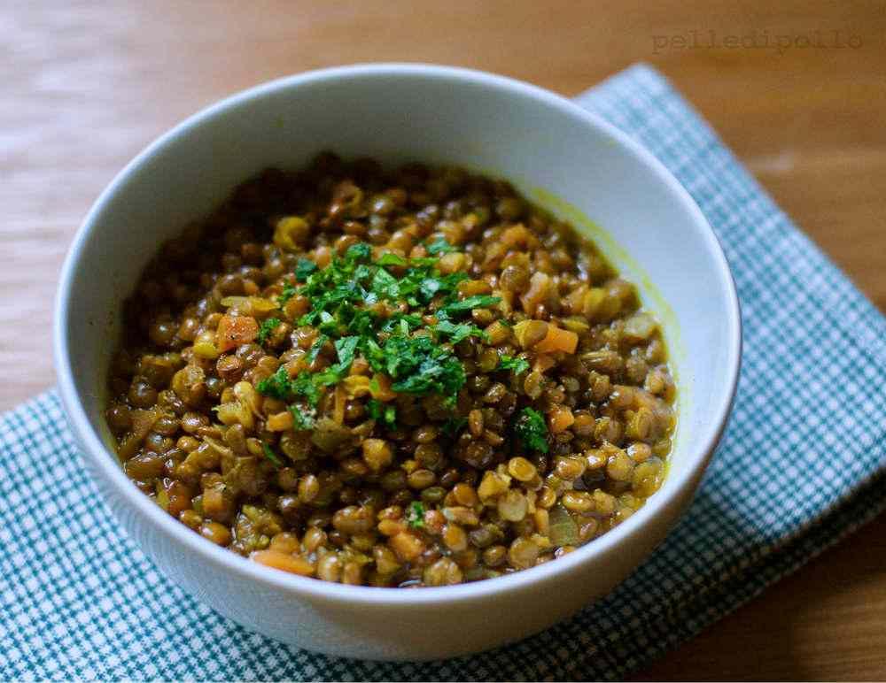 Zuppa di lenticchie alle spezie (dahl di lenticchie) | blog pelle di pollo